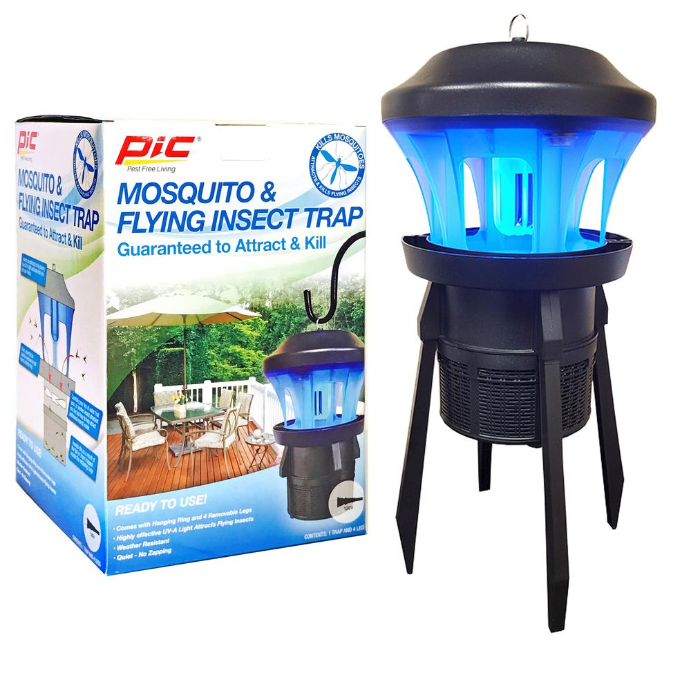 Indoor/Outdoor Electronic Flying Insect Trap