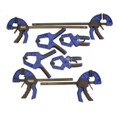 Clamp Set (8-Piece)