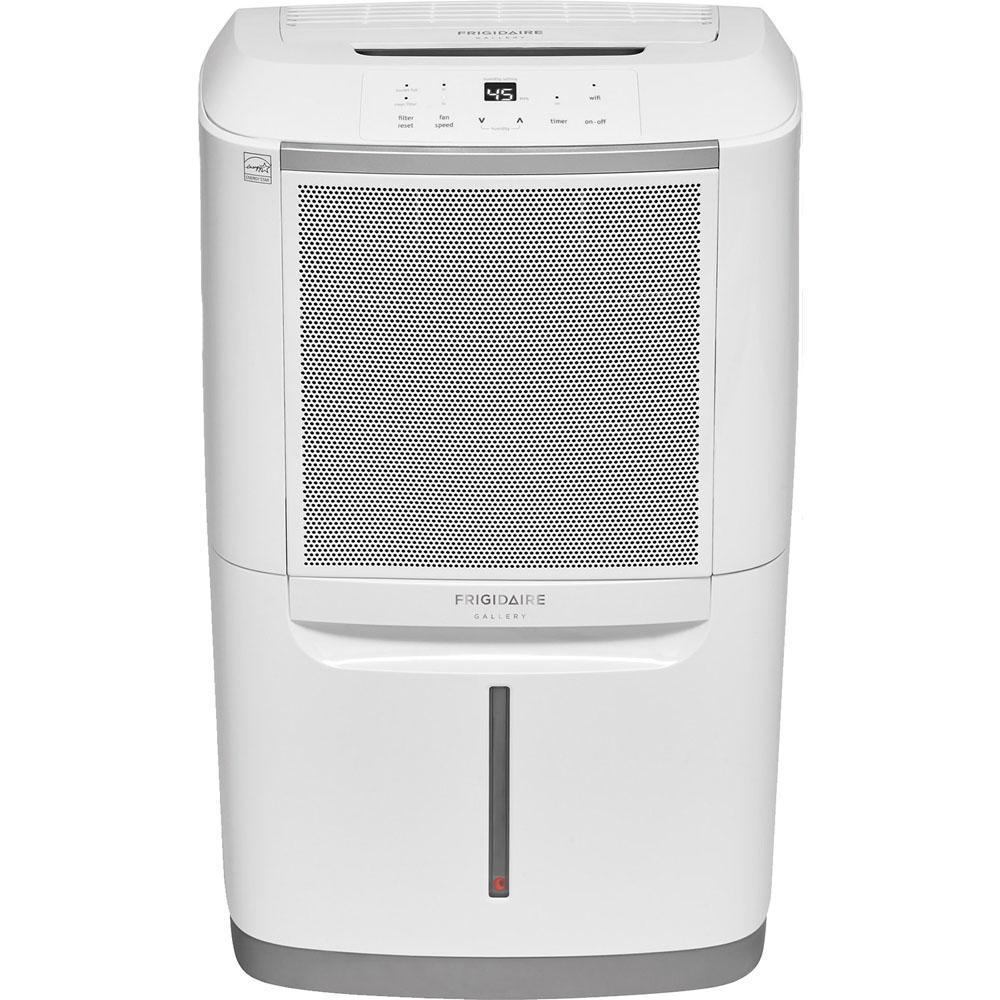 Walmart Frigidaire 50-Pint Dehumidifier dehumidifiers - air quality - the home depot