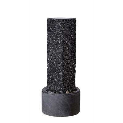 Ridgeland Resin and Concrete Outdoor Floor Fountain