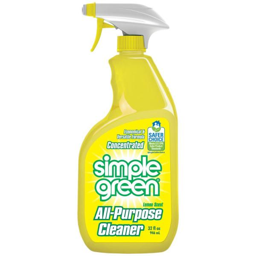 32 oz. Lemon Scent All-Purpose Cleaner (Case of 12)