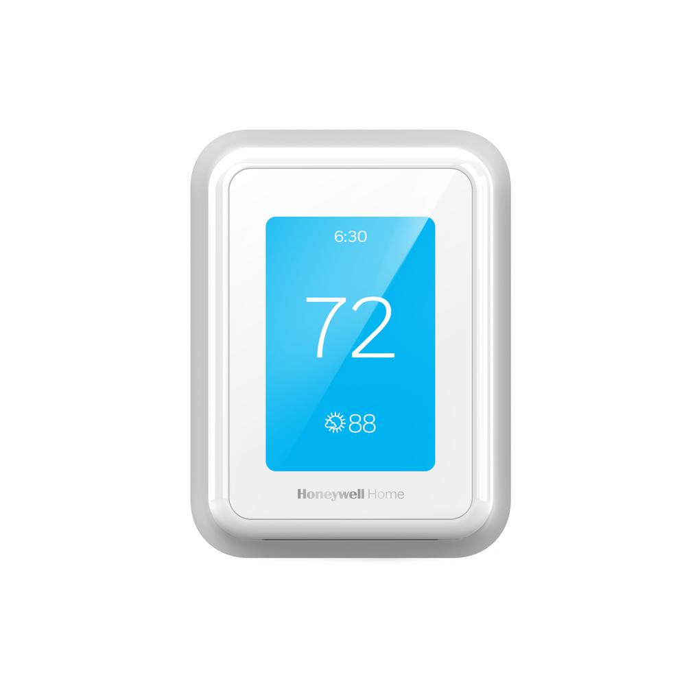 T9 7-Day Programmable Smart Thermostat with Touchscreen Display