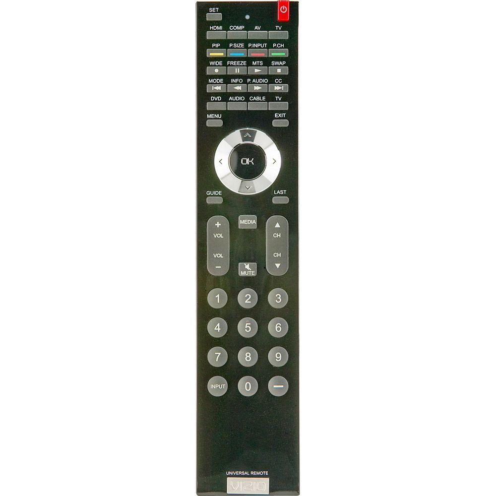 VIZIO Universal Home Theater Remote Control up to 3 Devices-DISCONTINUED