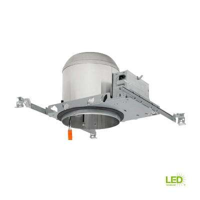 6 in. LED Recessed Housing New Construction Can