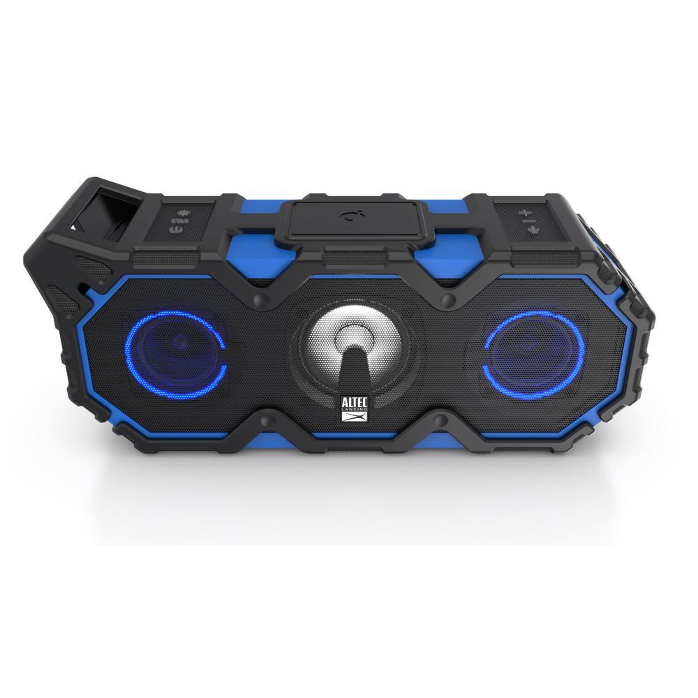 Super Lifejacket Jolt with Lights Wireless Speaker - Royal Blue