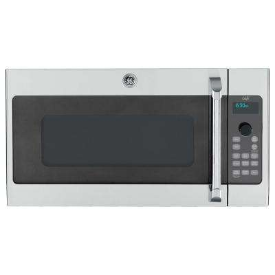 1.7 cu. ft. Over the Range Speed Cook Convection Microwave in Stainless Steel