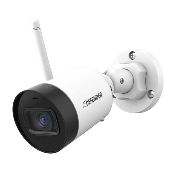 Guard Bullet Outdoor 2K(4MP) IP Wireless Security Surveillance Camera With No Monthly Fees and Wide Angle Lens