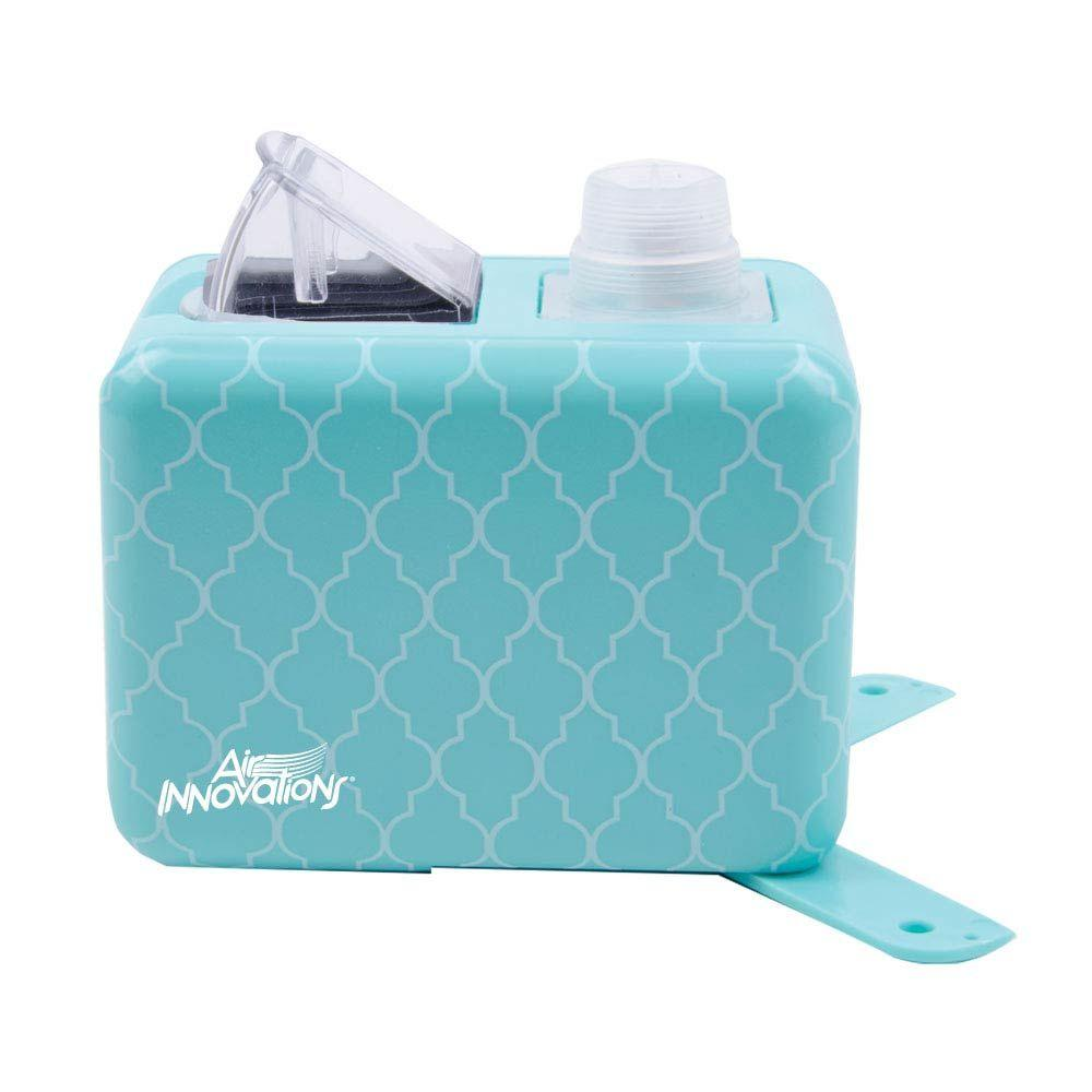 Compact Cool Mist Humidifier Travel Size for Small Rooms Up To