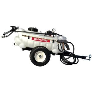 Click here to buy Chapin 15 Gal. 12-Volt EZ Tow Dripless Sprayer by Chapin.