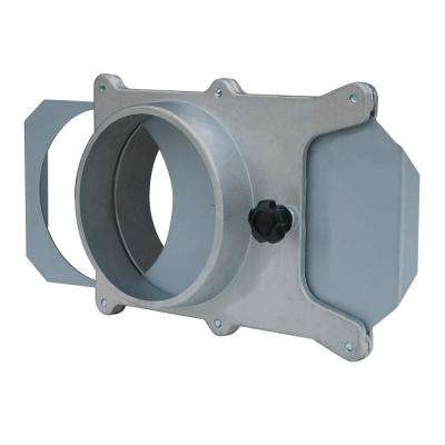 6 in. Aluminum Blast Gate