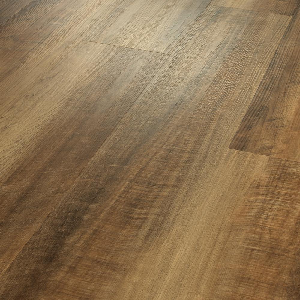 Breckenridge Reflex 7 in. W x 48 in. L Click Lock Vinyl Plank Flooring (18.68 sq. ft./case)