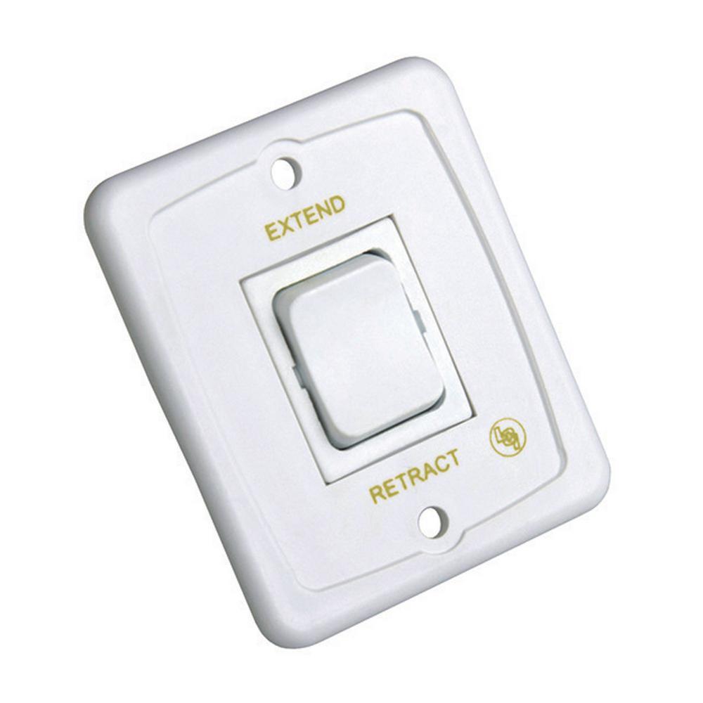 Lippert Solera Power Awning Switch Kit - White-285499 ...