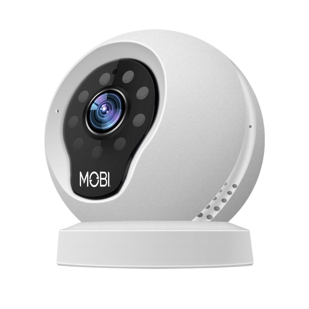 MobiCam Multi-Purpose WiFi Home Monitoring System