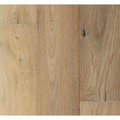 French Oak Belmont 3/8 in. T x 6-1/2 in. W x Varying Length Engineered Click Hardwood Flooring (945.50 sq. ft. / pallet)