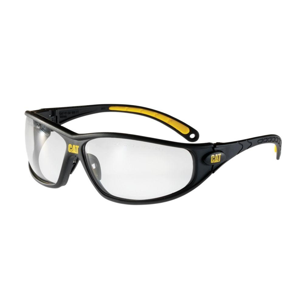 d013ca75350f Caterpillar Safety Glasses Tread Clear Lens with Case-TREAD-100 ...