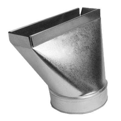 12 in. x 3.25 in. x 8 in. Wall Stack Straight Boot