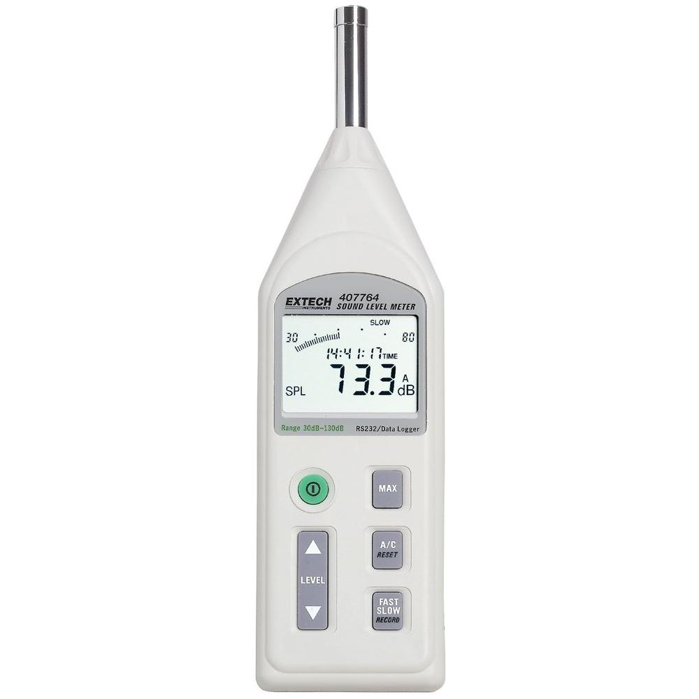 Extech Instruments 128,000 Point Datalogging Sound Level Meter