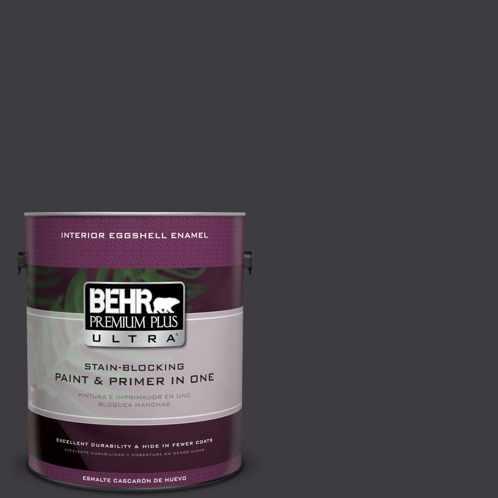 BEHR Premium Plus Ultra 1-gal. #ECC-62-2 Cityscape Eggshell Enamel Interior Paint