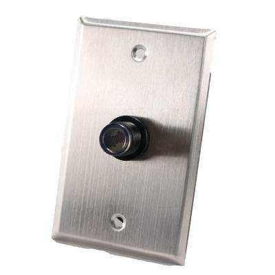 1,800-Watt Button Photocell with Cover Plate