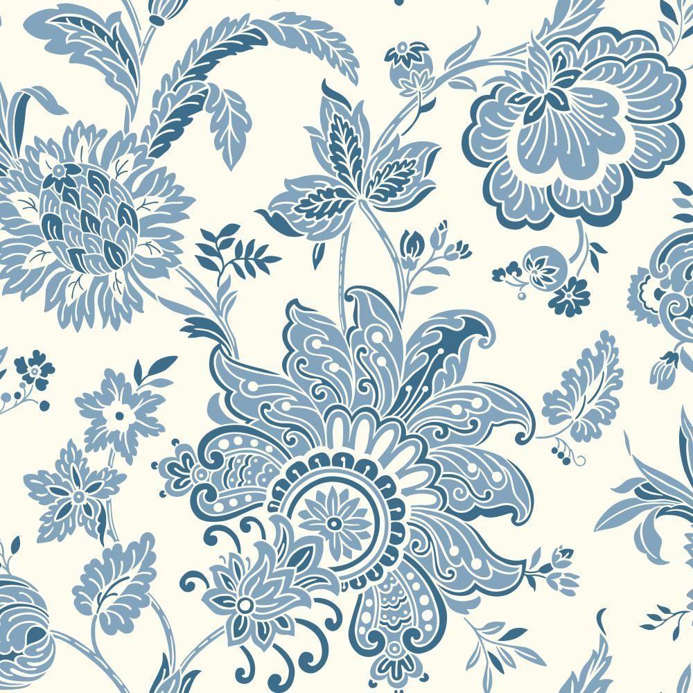 York Wallcoverings Pattern Play Arabella Wallpaper HS2039