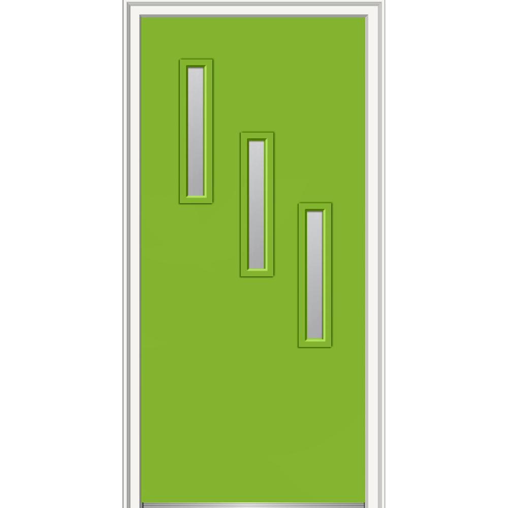 Modern - 30 x 80 - Composite - Front Doors - Exterior Doors - The ...