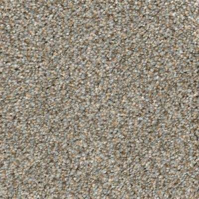 Carpet Sample-Clareview -Color Eastglen Texture 8 in. x 8 in.