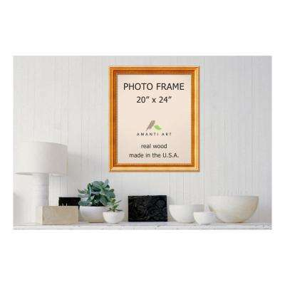 Townhouse 20 in. x 24 in. Gold Picture Frame