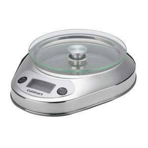 Click here to buy Cuisinart Digital Food Scale by Cuisinart.