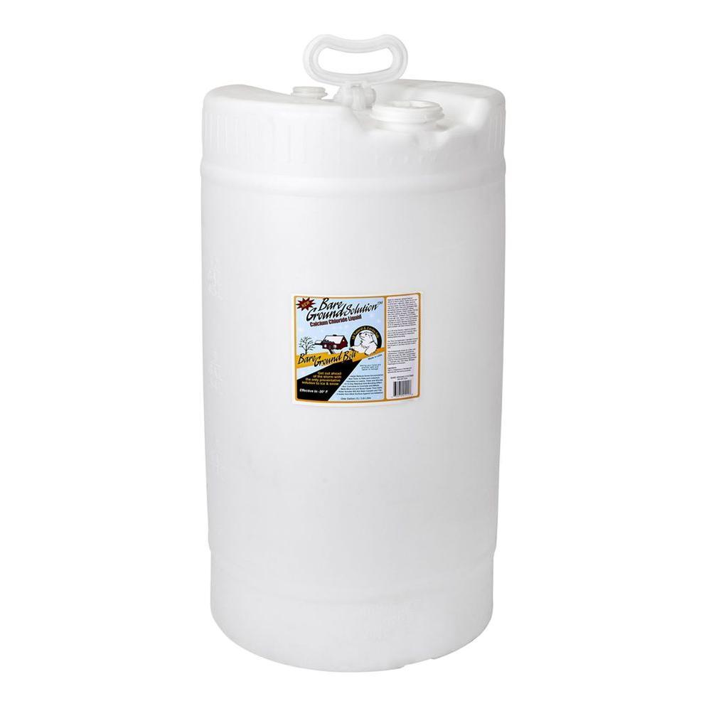 15 Gal. Liquid Calcium Deicer