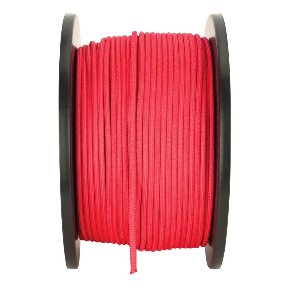 Everbilt 1/8 in. x 500 ft. Paracord, Red