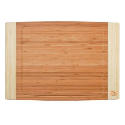 Woodworks Bamboo 14 in. x 20 in. Cutting Board