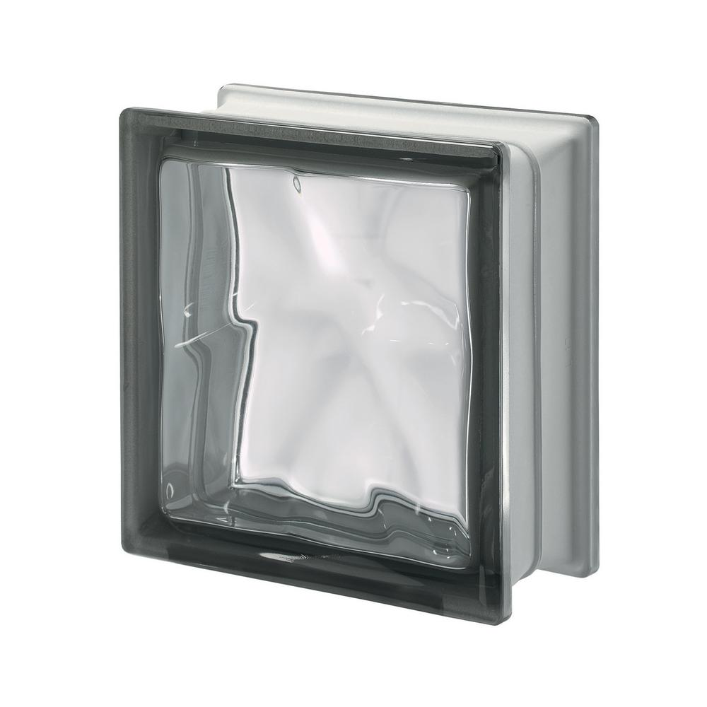 Blue - Glass Blocks & Accessories - Concrete, Cement & Masonry - The ...