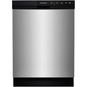 Frigidaire Front Control Dishwasher in Stainless Steel, ENERGY STAR by Frigidaire
