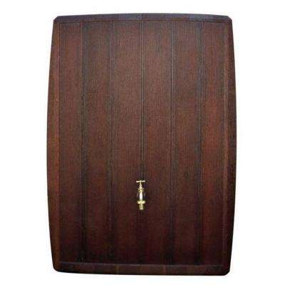 Timberly Wood-Grain Rain Tank