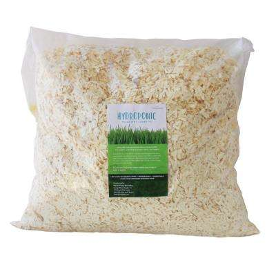 15 lbs. Bag for Microgreens and Wheatgrass 1 lb. Expands to 6.5 qt. of Growing Media Micro Mat Hydroponic Confetti