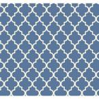 Waverly Cottage Buzzing Around Trellis Paper Strippable Roll Wallpaper (Covers 60.75 sq. ft.)
