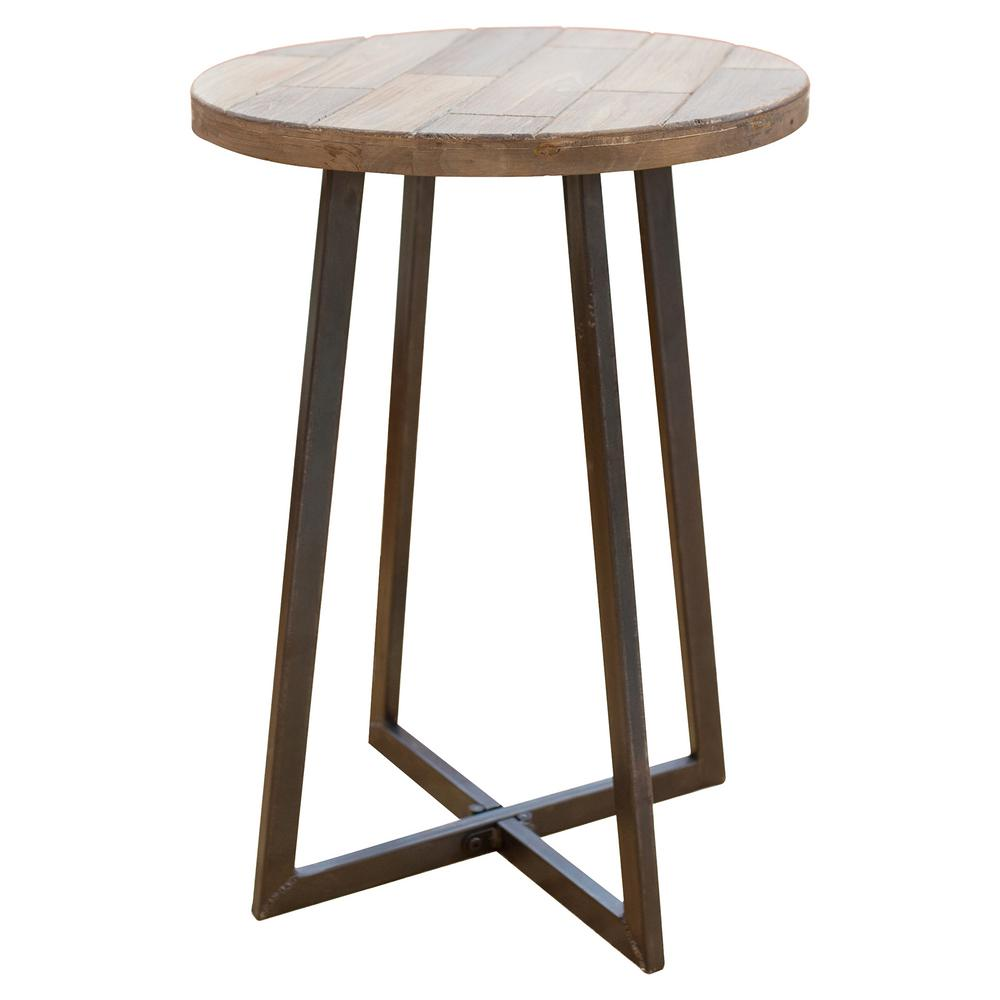 FirsTime & Co. Miles Rustic Wood Table