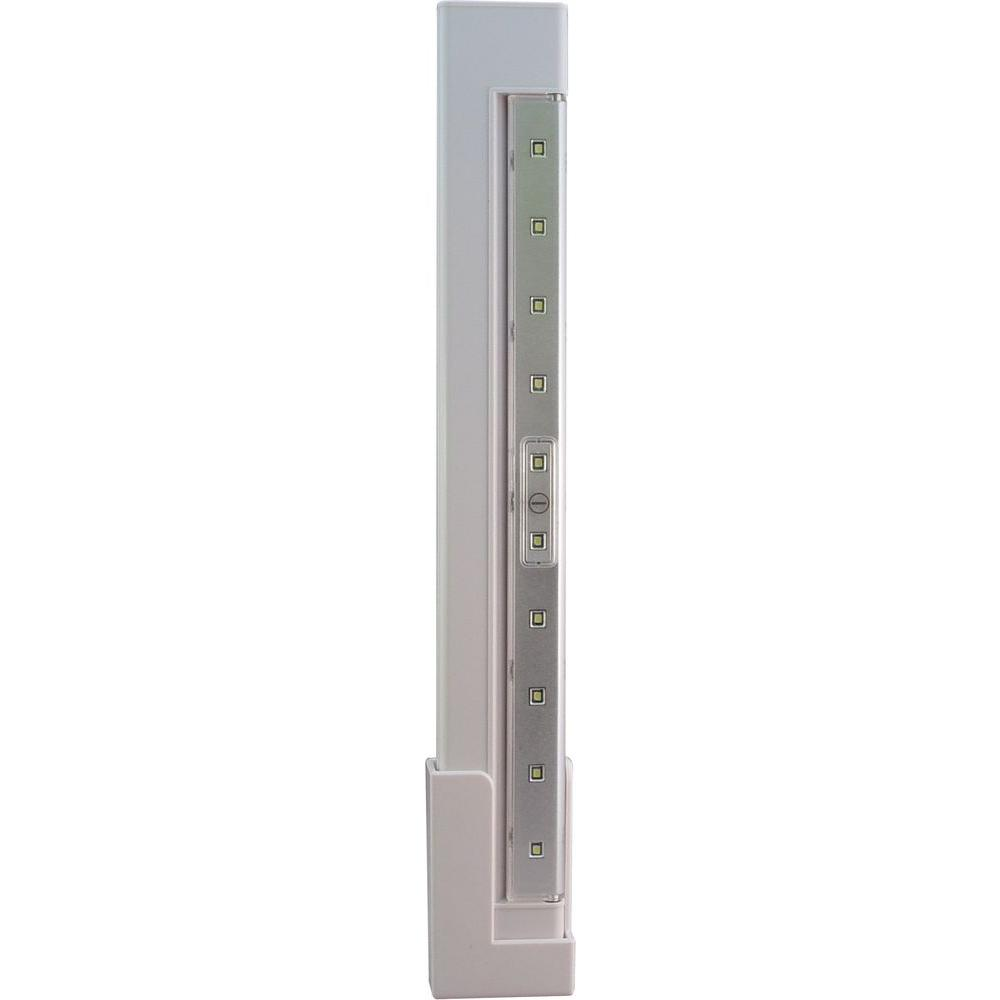 Rite Lite 10 LED White Wireless Slim Under Cabinet Light