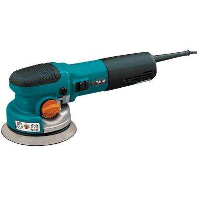 6.6 Amp 6 in. Random Orbital Sander with Variable Speed and Case