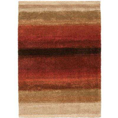 Laurel Canyon Lava 5 ft. 3 in. x 7 ft. 6 in. Area Rug