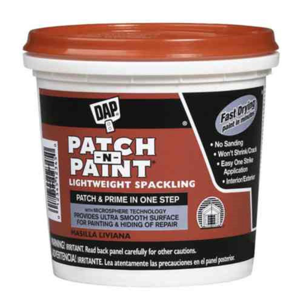 Phenopatch Patch-N-Paint 128 oz. Premium-Grade Lightweight Spackling Paste