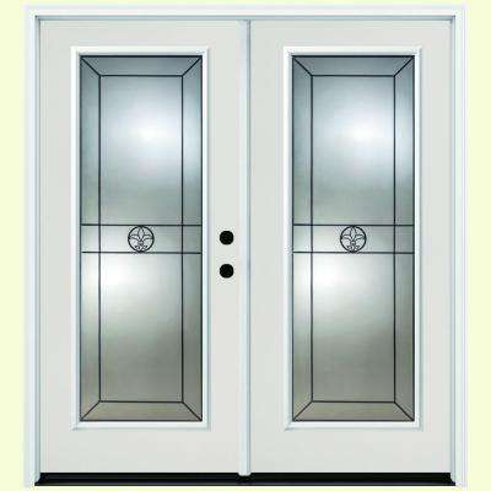 48 X 80 Patio Doors Exterior Doors The Home Depot