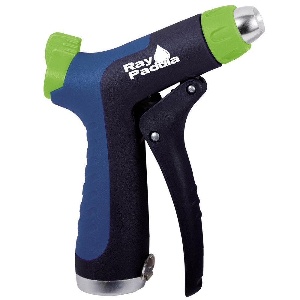 Ray Padula Metal Front Trigger Adjustable Pistol Hose Nozzle by Ray Padula