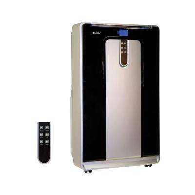 14,000 BTU Cool and Heat Portable Air Conditioner with 110 pt. Per Day Moisture Removal in Dehumidification Mode