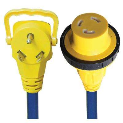 E-Zee Grip 30A Extension Cord With Locking Ring - 25'