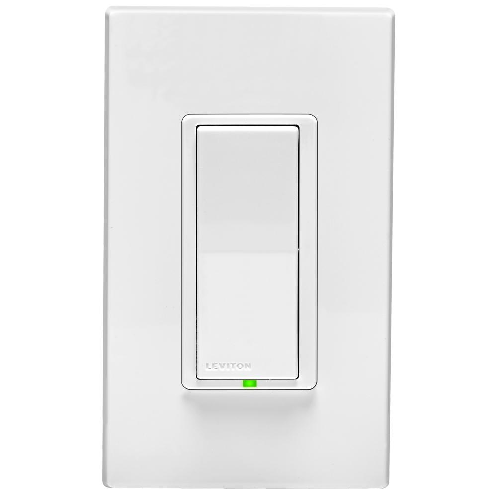Leviton 15 Amp 120-Volt Decora Digital Switch and Timer with Bluetooth Technology