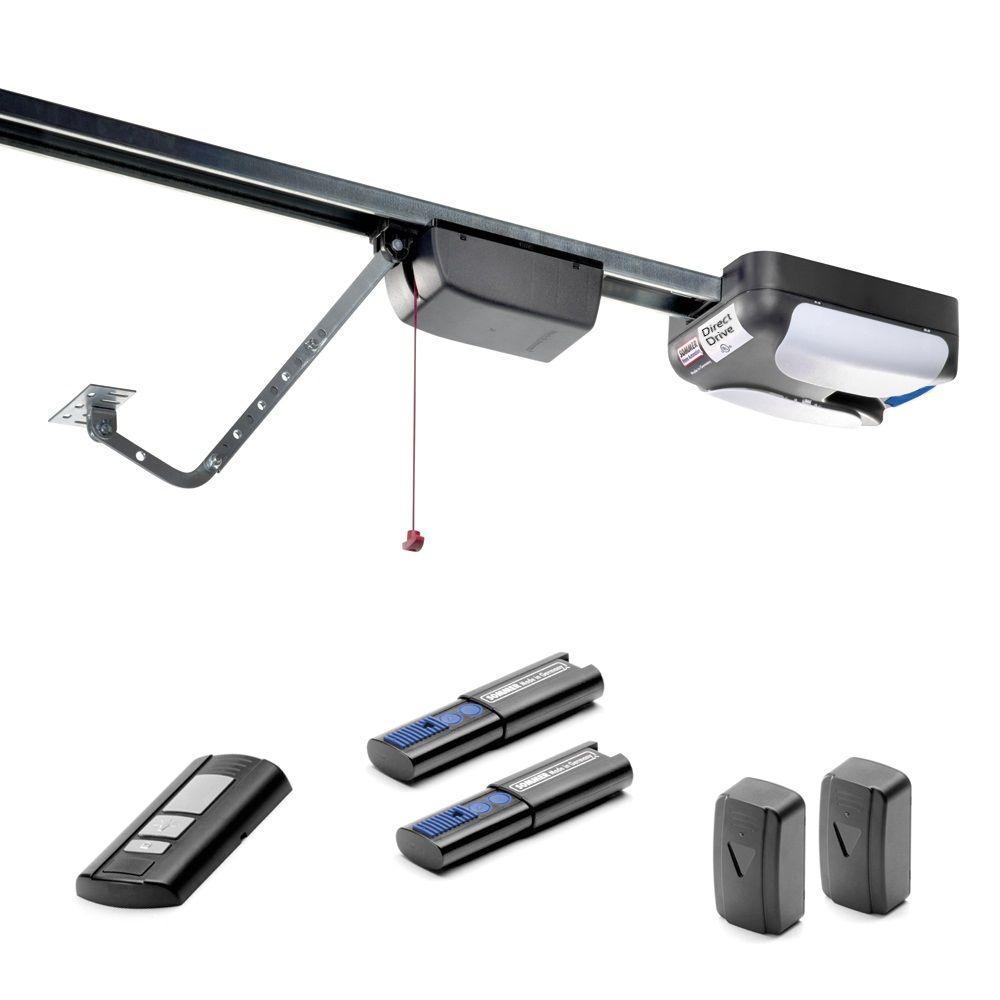 SOMMER 3/4 HP Direct Drive Garage Door Opener-DISCONTINUED