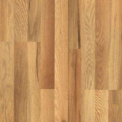 XP Haley Oak 8 mm Thick x 7-1/2 in. Wide x 47-1/4 in. Length Laminate Flooring (19.63 sq. ft. / case)