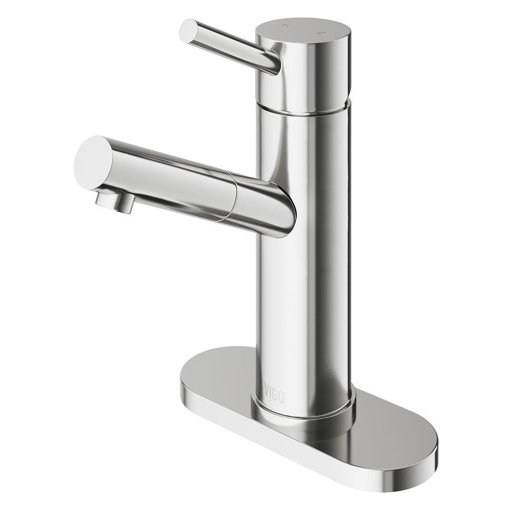 Vigo Vg Single Handle Kitchen Faucet