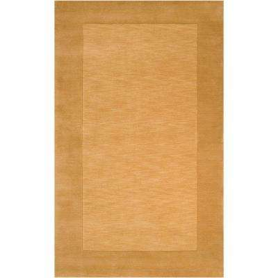 FoxcroftGold 5 ft. x 8 ft. Indoor Area Rug